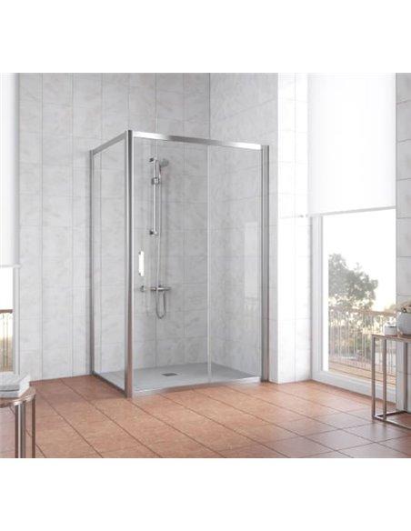 Vegas Glass dušas stūris ZP+ZPV 140*70 08 01 - 2