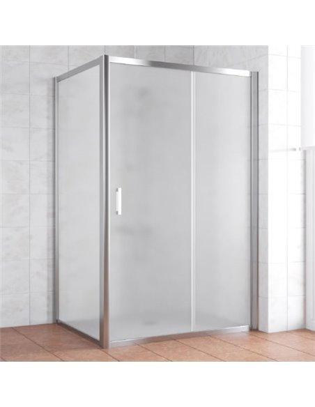 Vegas Glass dušas stūris ZP+ZPV 140*80 08 10 - 1