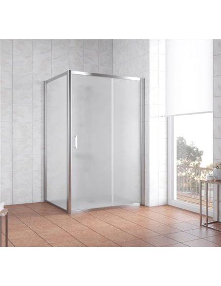 Vegas Glass dušas stūris ZP+ZPV 140*80 08 10 - 2
