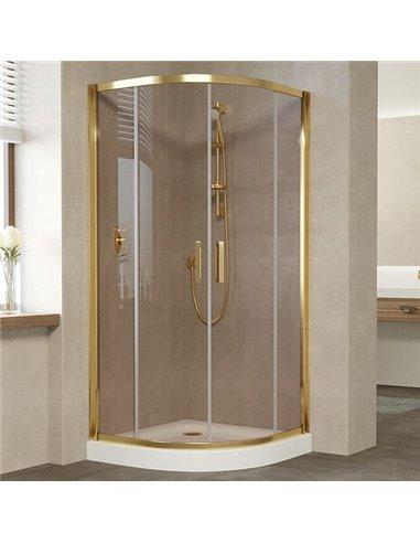 Vegas Glass dušas stūris ZS 100 09 05 - 1