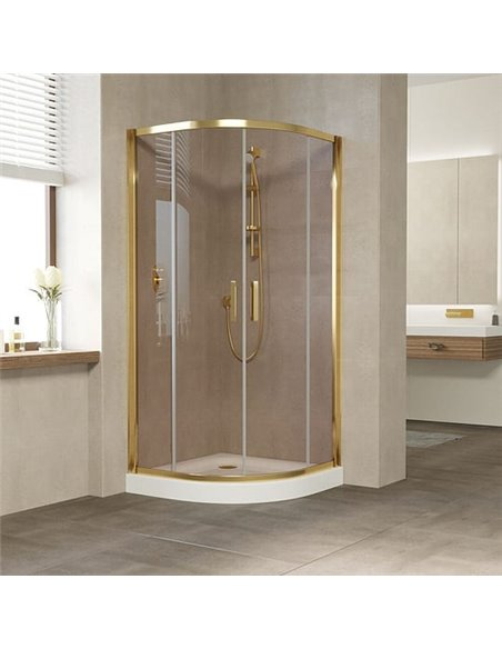 Vegas Glass dušas stūris ZS 100 09 05 - 2