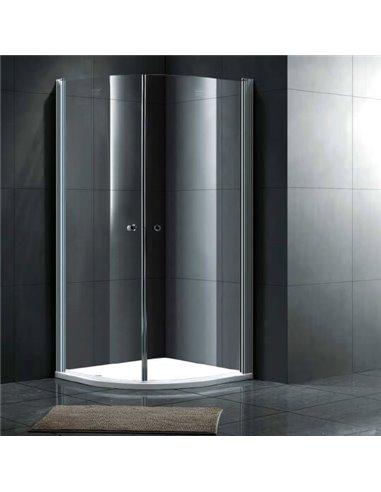 Gemy dušas stūris New Rockcoco S03082B - 1