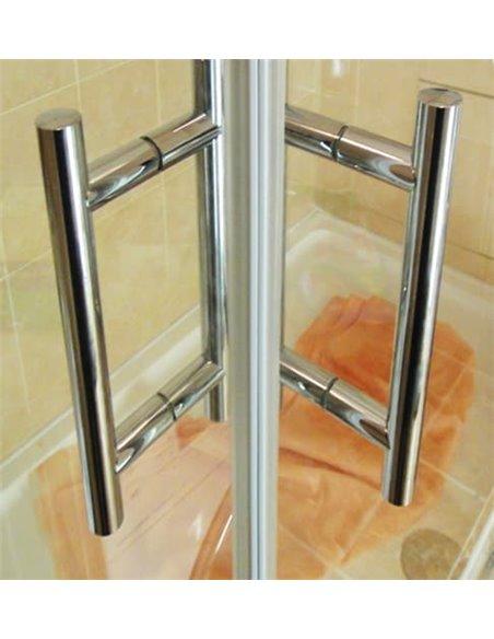 GuteWetter dušas stūris Slide Rectan GK-864 labā - 5