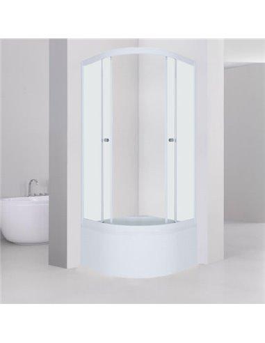 Triton dušas stūris Вирго 90x90 - 1