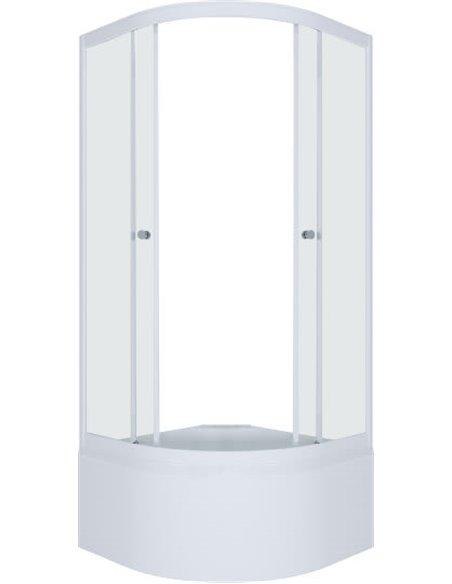 Triton dušas stūris Вирго 90x90 - 2