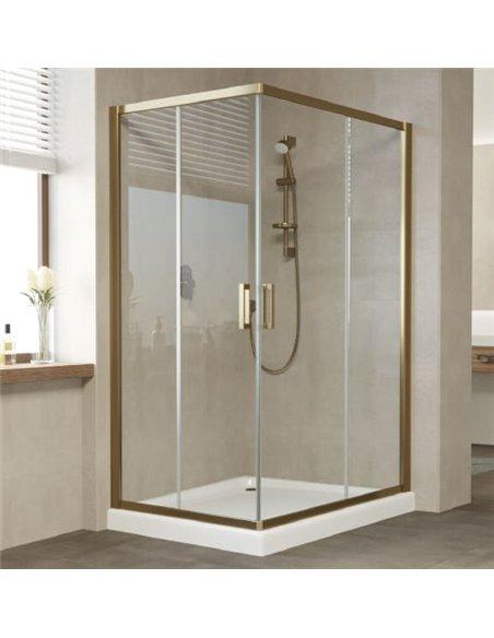 Vegas Glass dušas stūris ZA-F 120*90 05 01 - 2