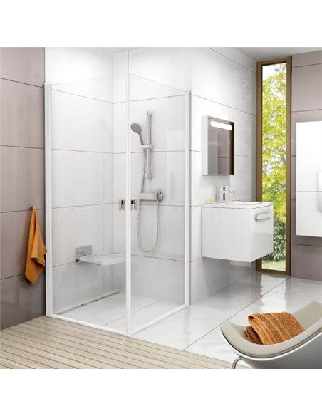 Ravak dušas stūris CRV1-80+CRV1 - 2