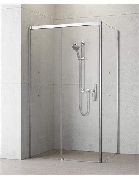 Radaway dušas stūris Idea KDJ 80x140 L - 2
