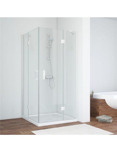 Vegas Glass dušas stūris AFA 100 01 01 - 2