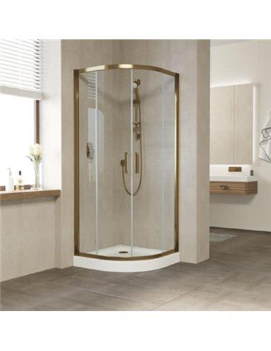 Vegas Glass dušas stūris ZS 80 05 01 - 1