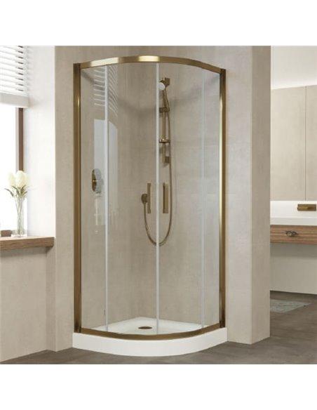 Vegas Glass dušas stūris ZS 80 05 01 - 2