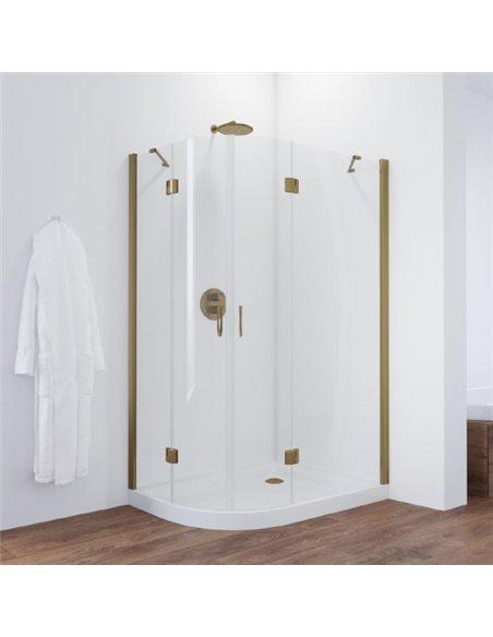 Vegas Glass dušas stūris AFS-F 120*110 05 01 R - 1