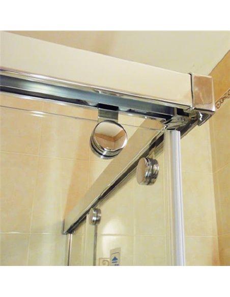 GuteWetter dušas stūris Slide Rectan GK-864 kreisā - 2