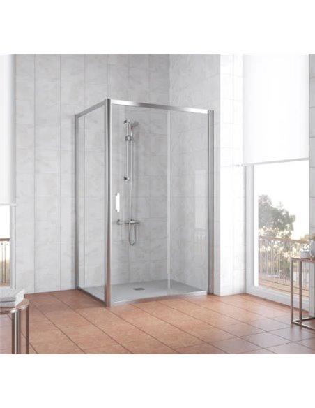 Vegas Glass dušas stūris ZP+ZPV 120*70 08 01 - 2