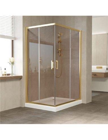 Vegas Glass dušas stūris ZA-F 110*90 09 05 - 1