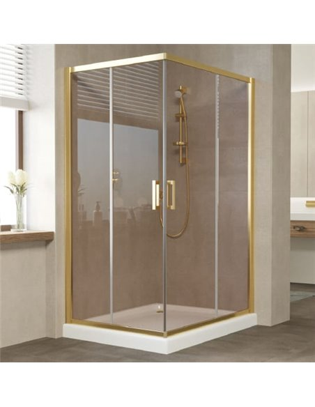 Vegas Glass dušas stūris ZA-F 110*90 09 05 - 2
