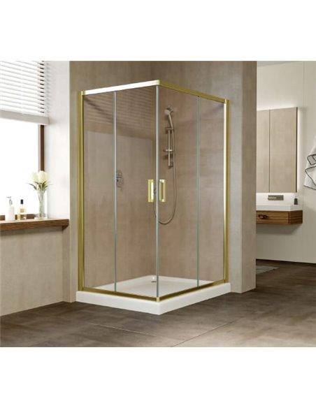 Vegas Glass dušas stūris ZA-F 110*90 09 05 - 3
