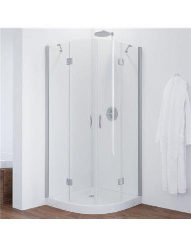 Vegas Glass dušas stūris AFS 90 07 01 - 1