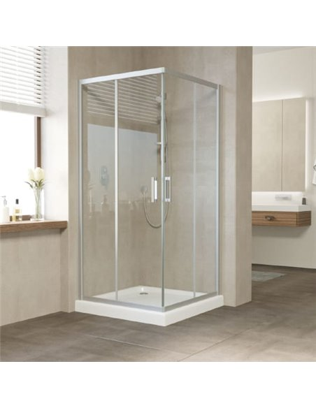 Vegas Glass dušas stūris ZA 90 07 01 - 1
