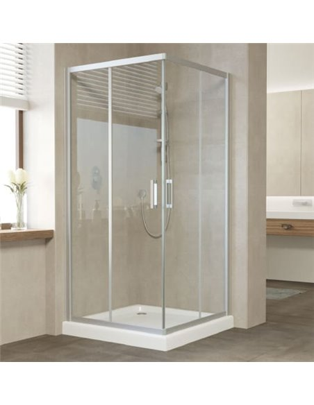 Vegas Glass dušas stūris ZA 90 07 01 - 2