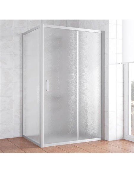 Vegas Glass dušas stūris ZP+ZPV 130*80 07 02 - 1