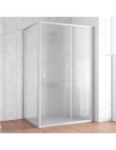 Vegas Glass dušas stūris ZP+ZPV 140*70 07 02 - 1