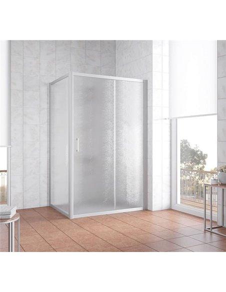 Vegas Glass dušas stūris ZP+ZPV 140*70 07 02 - 2