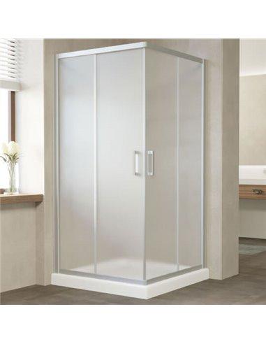 Vegas Glass dušas stūris ZA 100 07 10 - 1