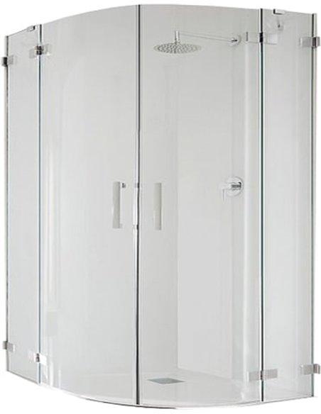 Radaway dušas stūris Euphoria PDD 100 - 2