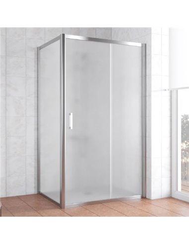 Vegas Glass dušas stūris ZP+ZPV 110*70 08 10 - 1