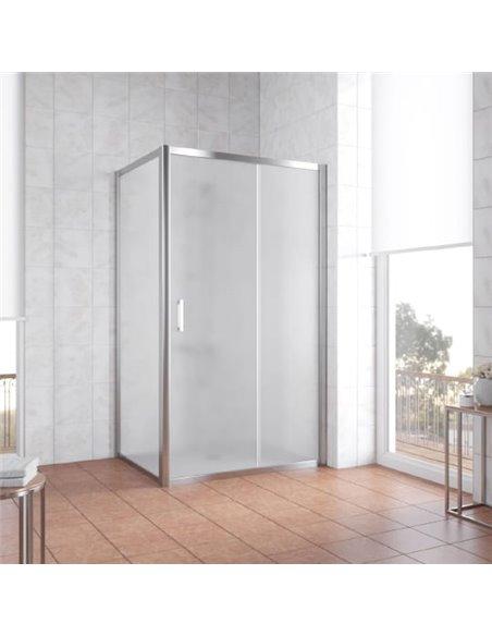 Vegas Glass dušas stūris ZP+ZPV 110*70 08 10 - 2