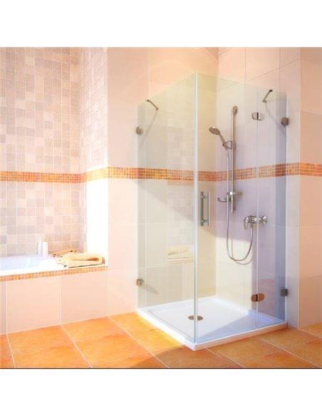 GuteWetter dušas stūris Lux Square GK-003 правый - 1