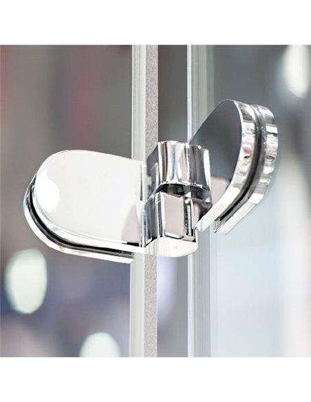 GuteWetter dušas stūris Lux Square GK-003 правый - 3