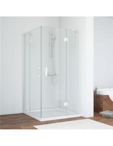 Vegas Glass dušas stūris AFA 110 01 01 - 1