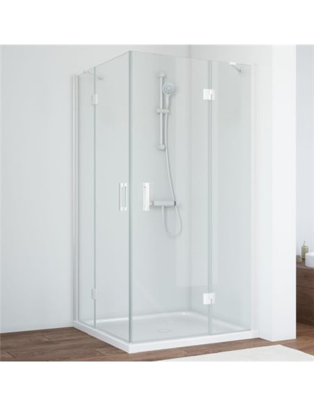 Vegas Glass dušas stūris AFA 110 01 01 - 2