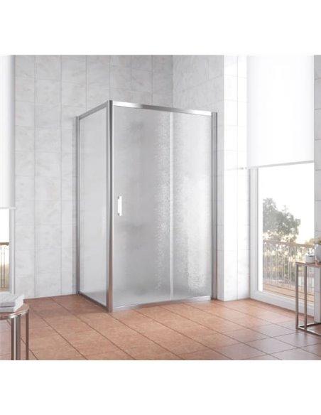 Vegas Glass dušas stūris ZP+ZPV 120*70 08 02 - 2