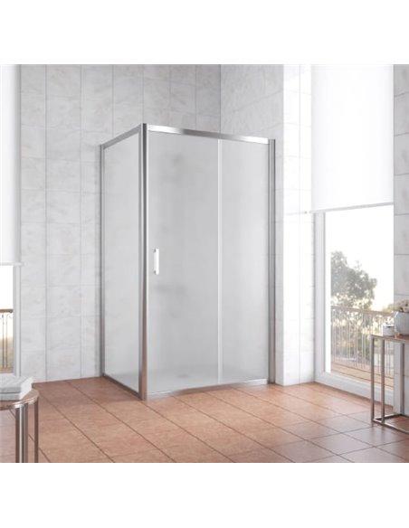 Vegas Glass dušas stūris ZP+ZPV 110*90 08 10 - 2