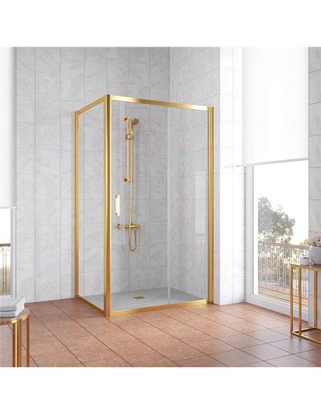 Vegas Glass dušas stūris ZP+ZPV 110*70 09 01 - 2