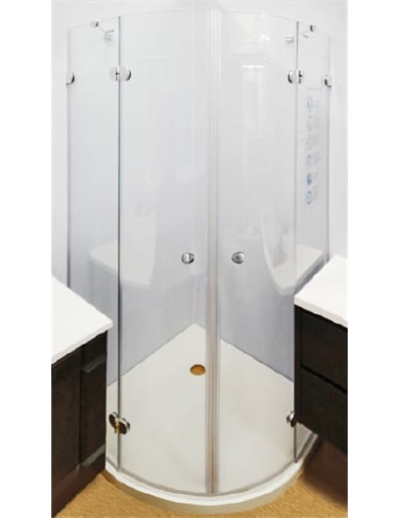 GuteWetter dušas stūris Lux Meliori GK-002 - 2