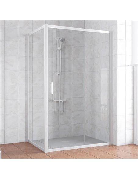 Vegas Glass dušas stūris ZP+ZPV 140*70 01 01 - 1