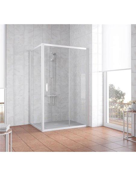 Vegas Glass dušas stūris ZP+ZPV 140*70 01 01 - 2