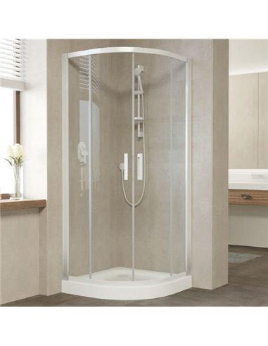 Vegas Glass dušas stūris ZS 90 01 01 - 1