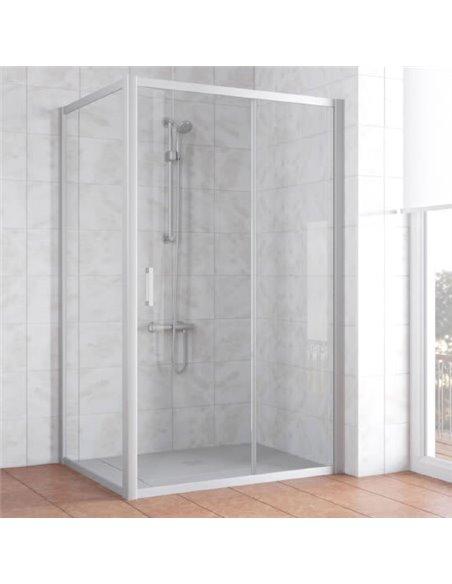 Vegas Glass dušas stūris ZP+ZPV 120*90 07 01 - 1