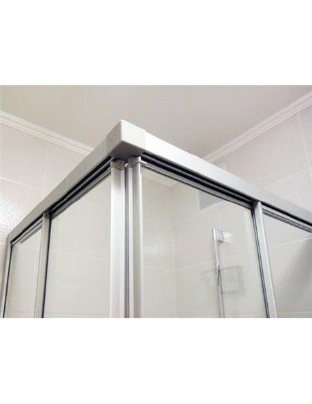 GuteWetter dušas stūris Practic Square GK-422 - 3