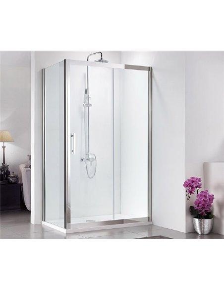 Bravat dušas stūris Stream 120x80x200 - 2