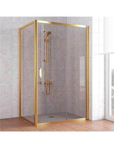 Vegas Glass dušas stūris ZP+ZPV 120*80 09 05 - 1
