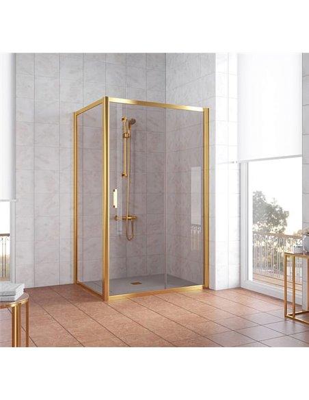 Vegas Glass dušas stūris ZP+ZPV 120*80 09 05 - 2