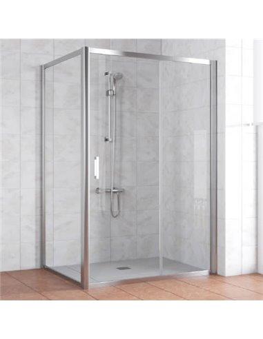 Vegas Glass dušas stūris ZP+ZPV 130*100 08 01 - 1