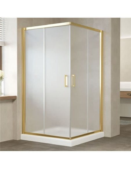 Vegas Glass dušas stūris ZA 0120 09 10 - 2