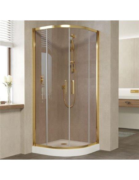 Vegas Glass dušas stūris ZS 80 09 05 - 2